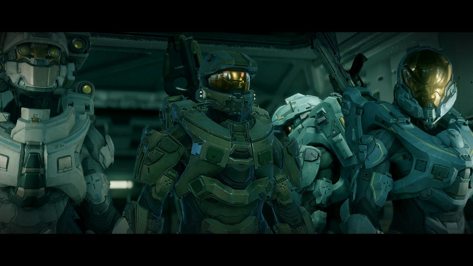 Halo 5 Guardians Xbox One Review