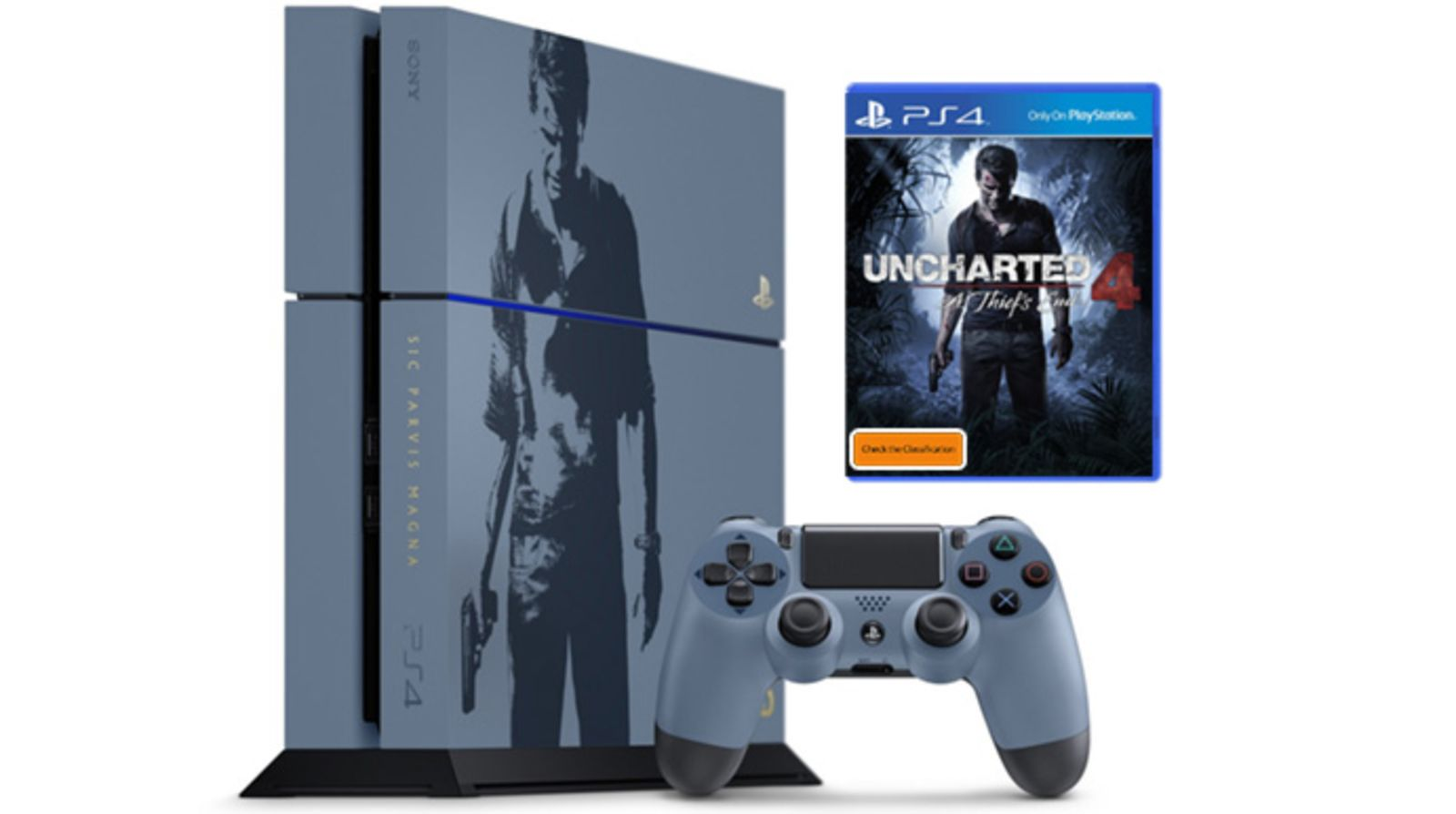Uncharted 4 Ps4 Bundle Announced