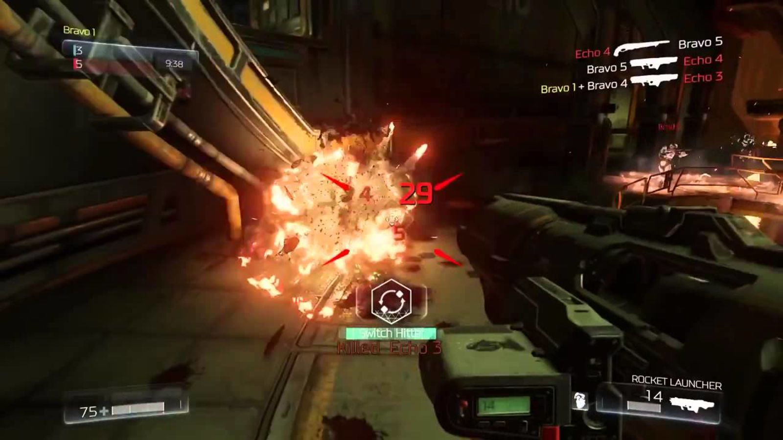 Doom Multiplayer Preview