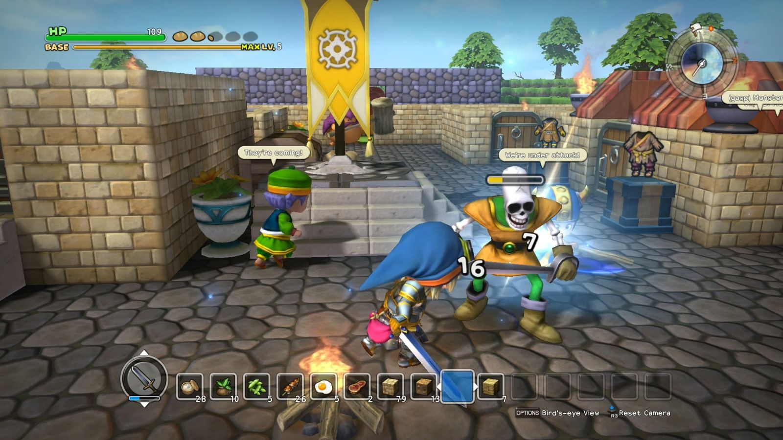 DRAGON QUEST Builders gets free DLC