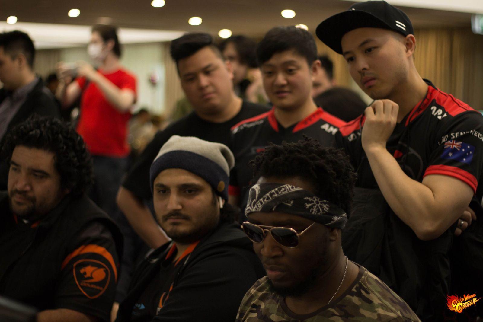 some good-ass Tekken being played
